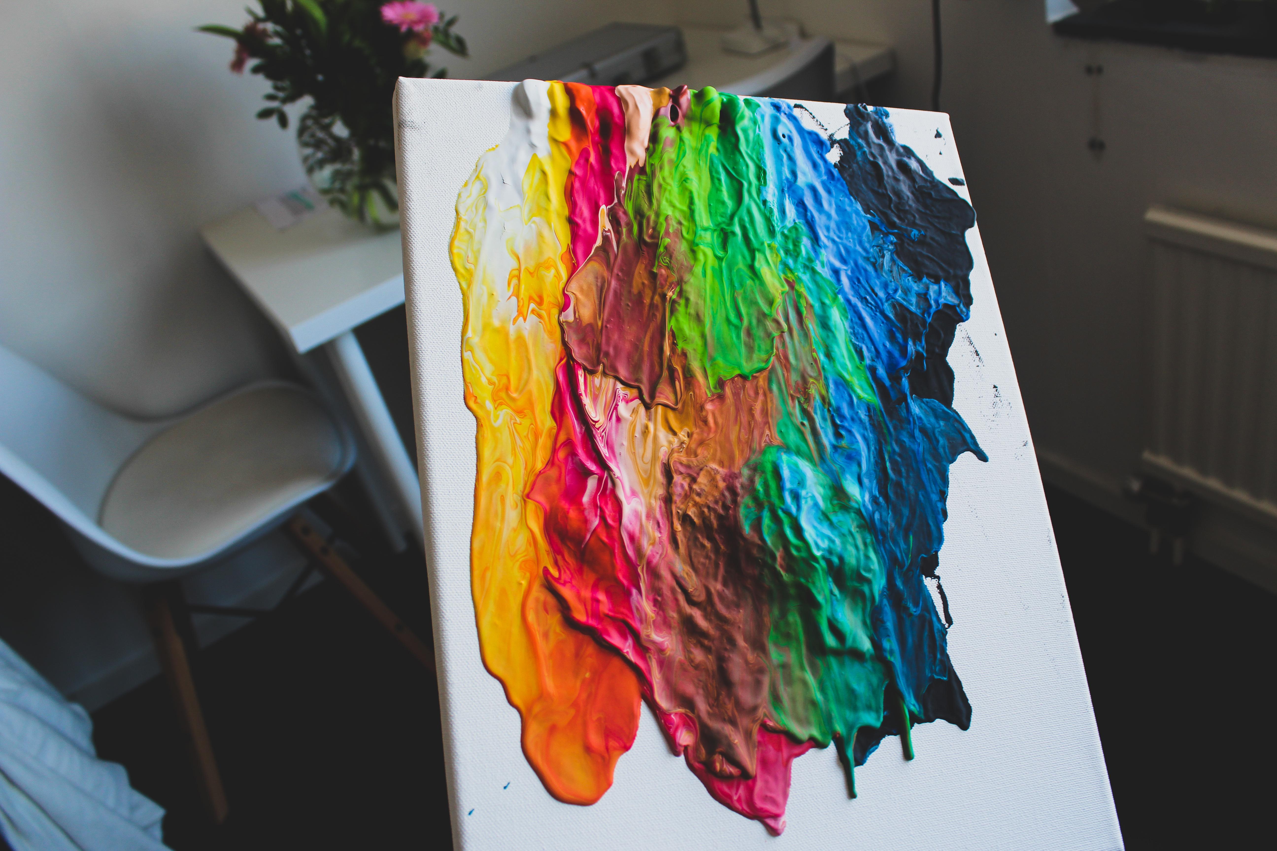 göra canvas av foto
